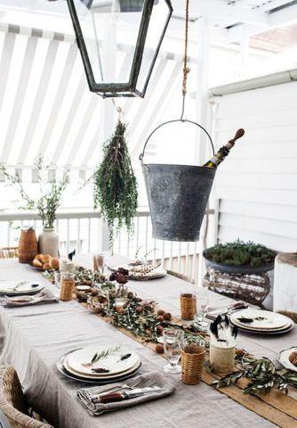 best fall table settings