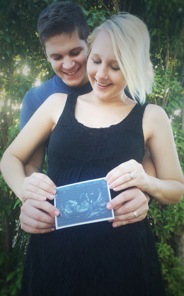 Pregnancy Announcement // 12 week ultrasound
