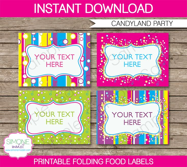 12 best Candy | Candyland Party Ideas images on Pinterest ...