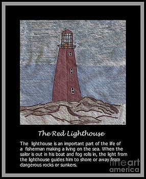 Barbara Griffin - The Red Lighthouse