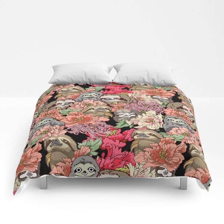 Shop comforters with amazing designs from the world's best independent artists. Soft, lightweight and warm, our unique comforter sets come in king, queen and full sizes.