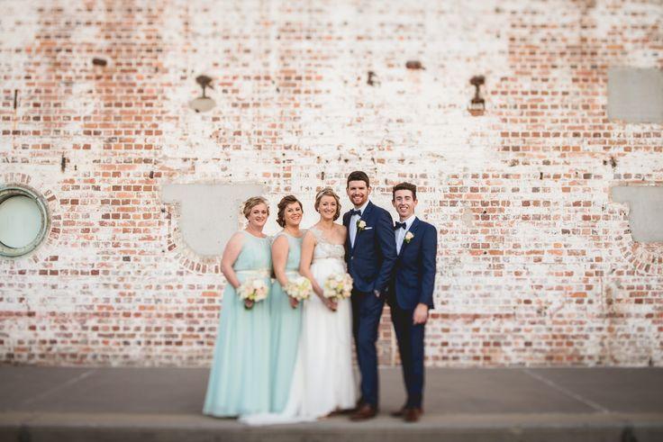 Powerhouse Brisbane Wedding