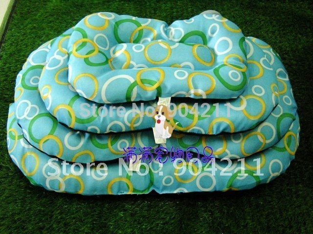 2016 NEW Cheap dog beds Soft BONE shape bed of dog cheap pet dog house kennel exported to USA Free shipping free gifts