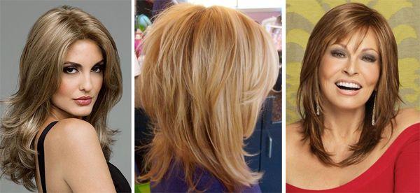 длинные волосы причёска слоями: 21 тыс изображений найдено в Яндекс.Картинках