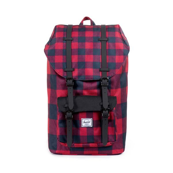 The Little America Backpack is one of our most popular silhouettes. Inspired by classic mountaineering style, this backpack has a larger volume paired with mode