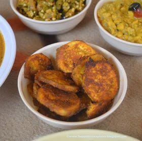 Raw Banana Tawa Fry | Easy Lunch Side Dish Recipes