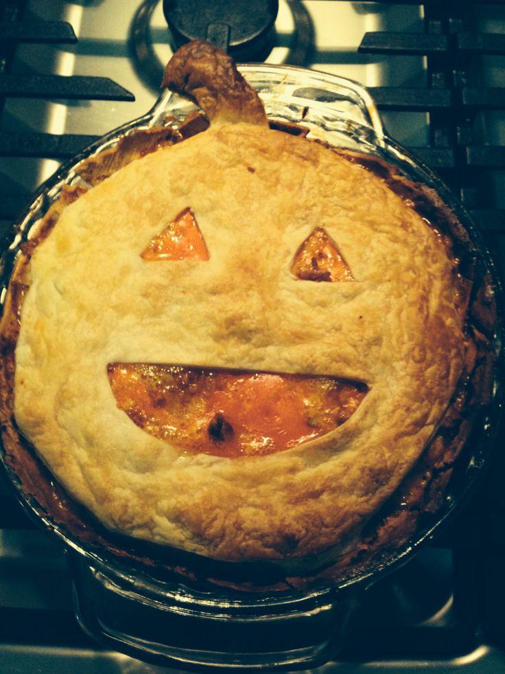 Halloween Pie | Halloween Dinner |
