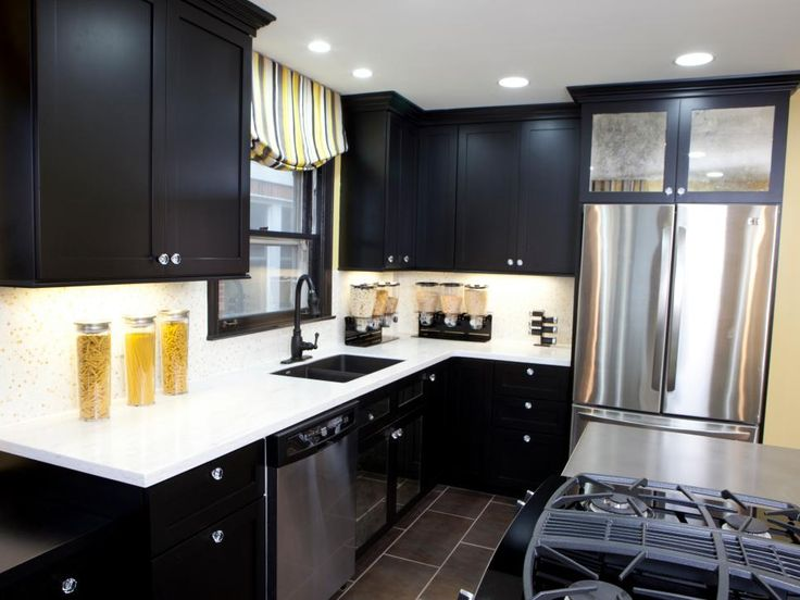 20 Small Kitchen Makeovers By HGTV Hosts Part 74