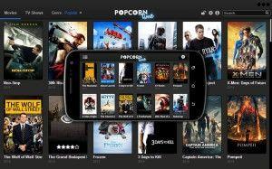 Popcorn Time gjør det lett å se filmer og serier med torrent.