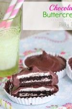 ... Oreo Buttercream Cups | Sugar High | Pinterest | Chocolate Oreo, Oreo