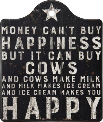 Miller Dairy: where happy cows AND people live.
