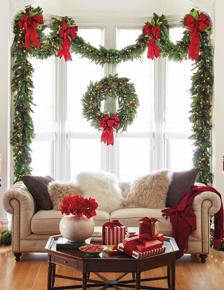 Amazing Holiday Home Decor Ideas Part - 10: Holiday Decorating Inspiration And Tips (30 Pics