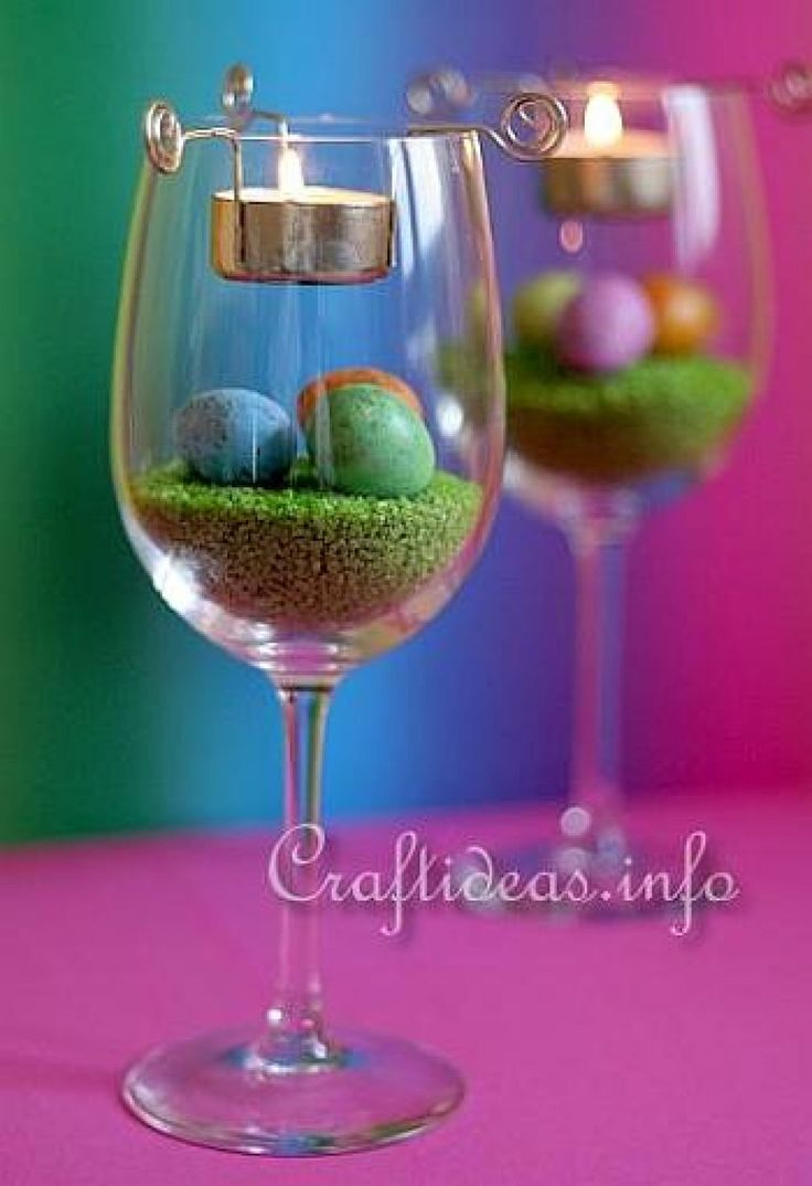 61 best images about table centerpieces on pinterest diy for Wine glass table decorations
