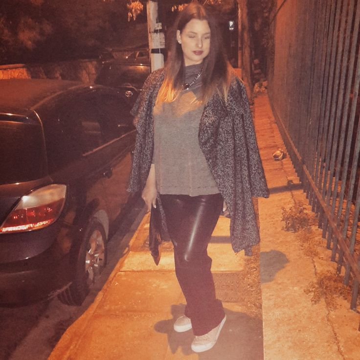 Chic & Fabulous A: Grey obsession by night