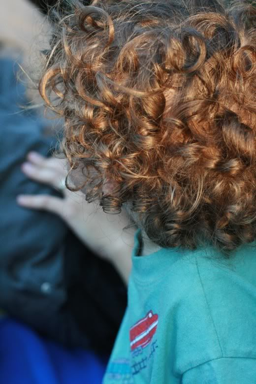 how to take care of your kid's curly/wavy hair naturally. no knots, tangles or pulling!
