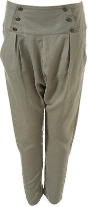 Linen Hareem Trousers