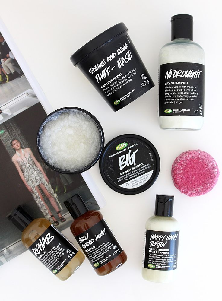Lush Hair Saviours | Life in Excess