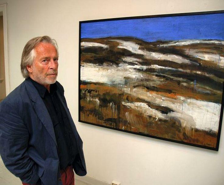 Anders Kjær åpner utstilling på Galleri Henrik Gerner. I 1982 sjokkerte Anders Kjær Norge med «porno