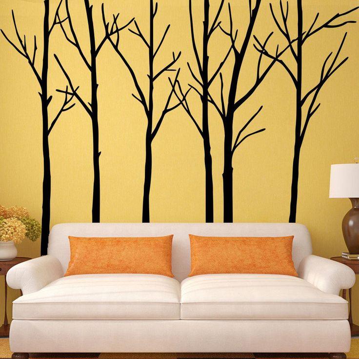 Nursery Tree Wall Decal Decor Part 96