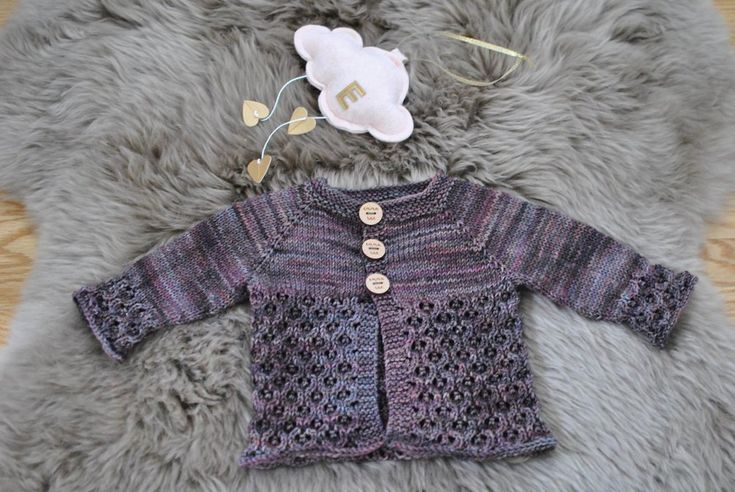 Heather May Cardigan is a classic cardigan for all year round. This is knit top down, with long sleeves knit in the round. The lace is charted and written out.Yarn – Madelinetosh Sport Needle – 4 us (3.50 mm) or what you need to get gauge Gauge – 22 stitches x 34 rows