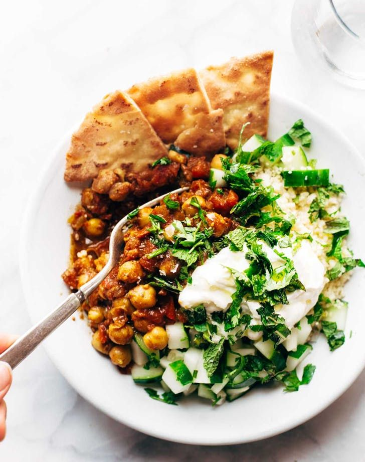 Recipes to Make with a Can of Chickpeas - PureWow
