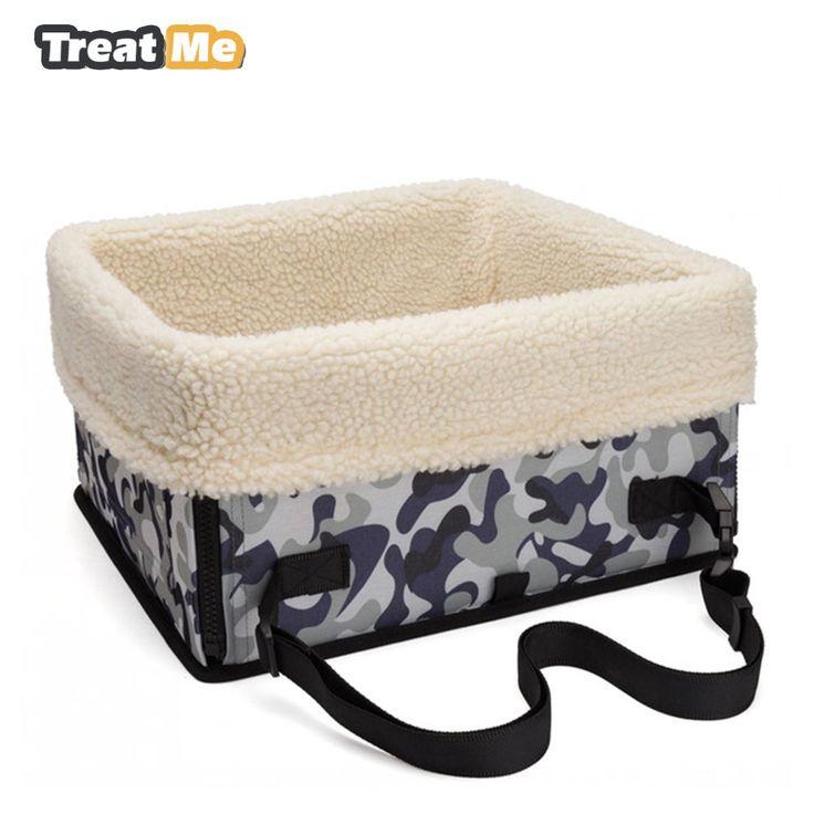 Removable Dog Car Booster Travel Dog Seat Covers for Cars Car Travel Accessories bolso perro trasportino per cani  bolso perro