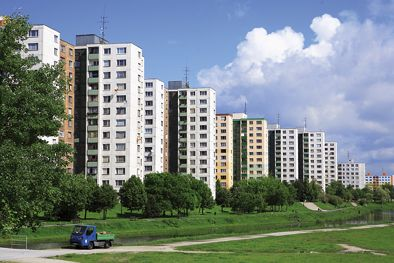 Petrzalka housing estate