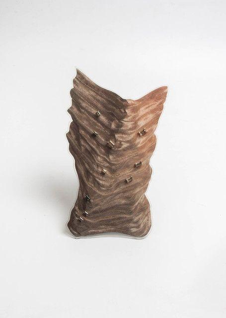Gijs Bakker, 'brooch Ten Baguettes,' 1992, Caroline Van Hoek