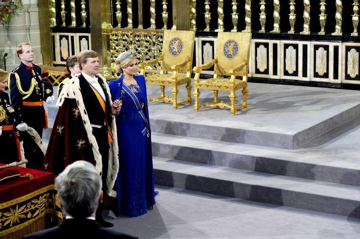 De inhuldiging van koning Willem-Alexander - nrc.nl