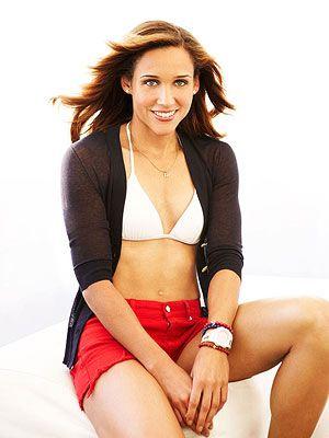 Top beauty secrets from gorgeous Olympians like hurdler Lolo Jones