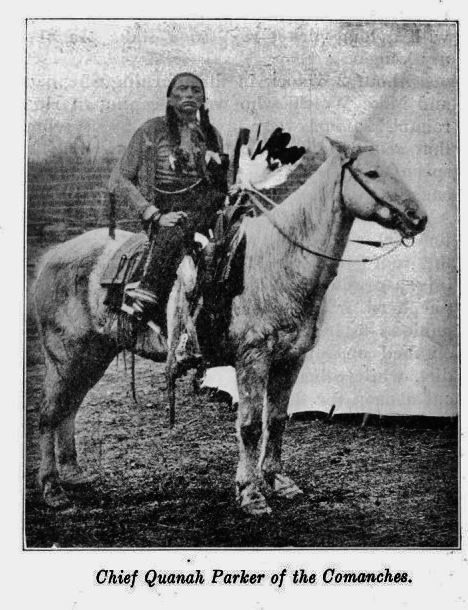 251 best Quanah Parker: Chief Ward of the Comanche Nation ...