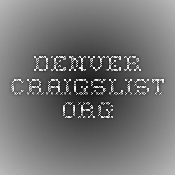 Denver Craigslist Org Cars Trucks Classic Cars Tech Company Logos