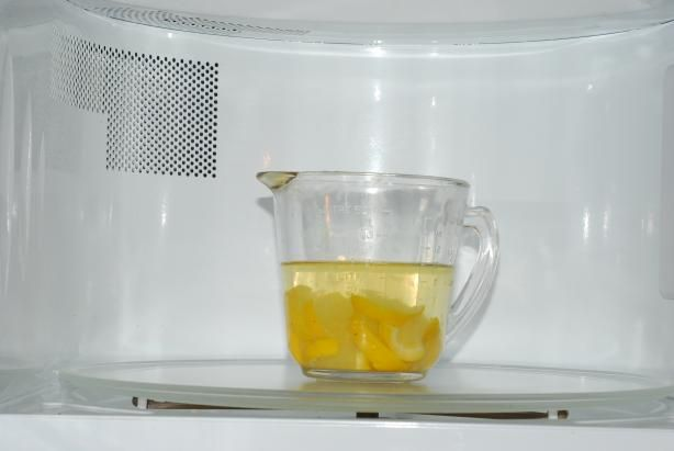 Easy Homemade Microwave Cleaner Recipe