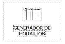 ARASAAC: Generador de horarios y de calendarios | auTICs