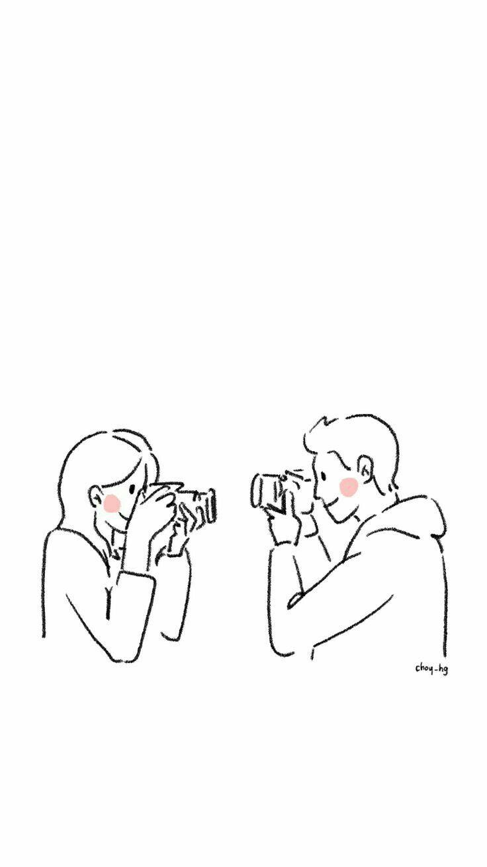 Pin Oleh Day6 With Me Di Fanart Di 2020 Ilustrasi Karakter Sketsa Ilustrasi Lucu