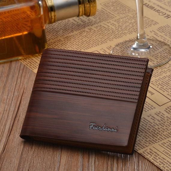 Brown Leather wallet every man should own once in his life