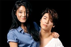 Seolhyun and Minhyuk CNblue AOA