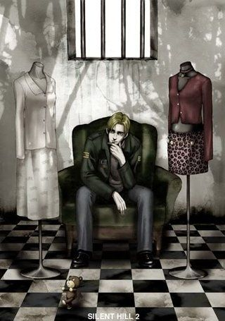 213 best images about game characters that i love for Hill james design d interieur