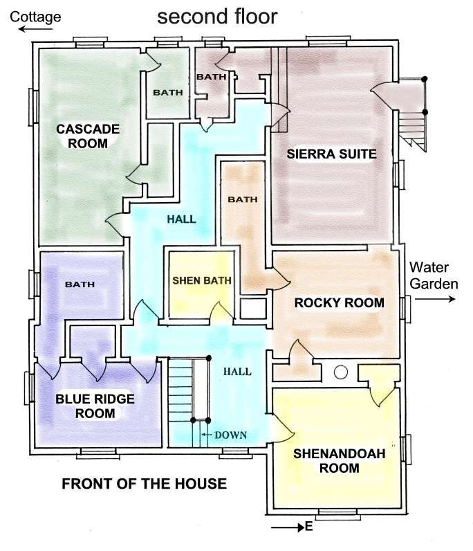 Floor Plans Plan Layout Beachhouse Network Factory Layouts