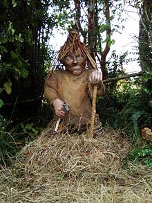 The Trauco is a mythical, small humanoid creature known in southern Chile, especially on the islands of the Chiloé Archipelago.
