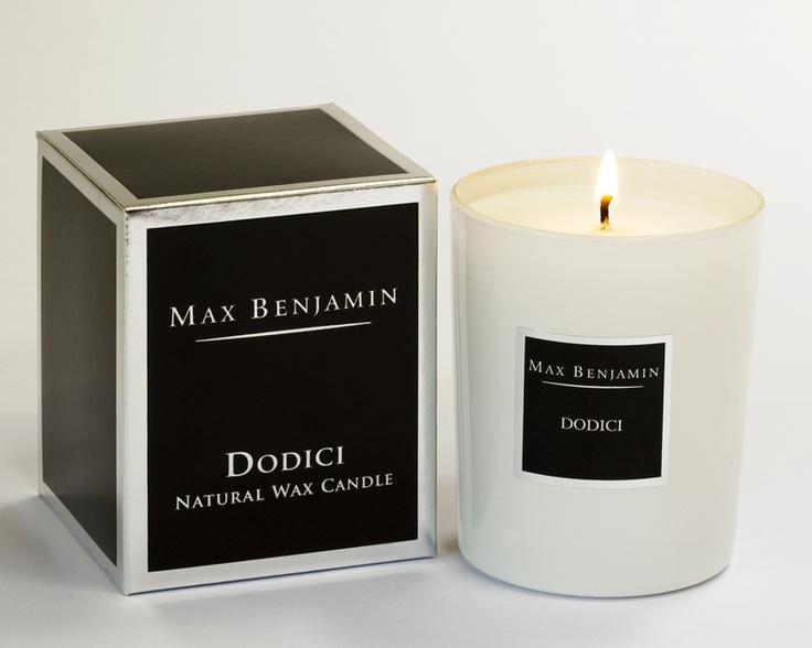 Max Benjamin Candle - Dodici