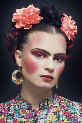mood board inspirations # Frida style==nice take