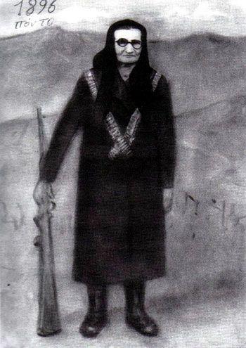 DESPINA GELASTOPOULOU (1899-1990)