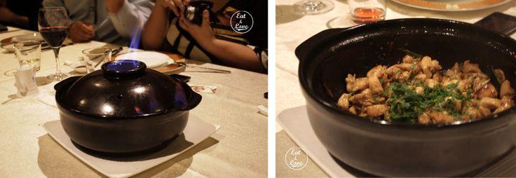 Pollo a la cantonesa - Restaurante chino El Bund Madrid