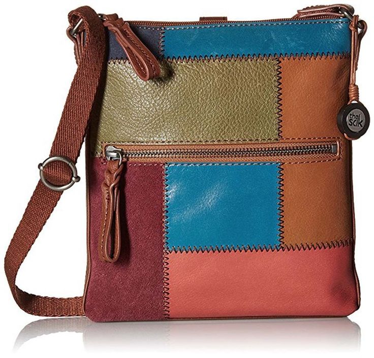 VIDA Statement Bag - THE REEF LEATHER BAG by VIDA jrcffh