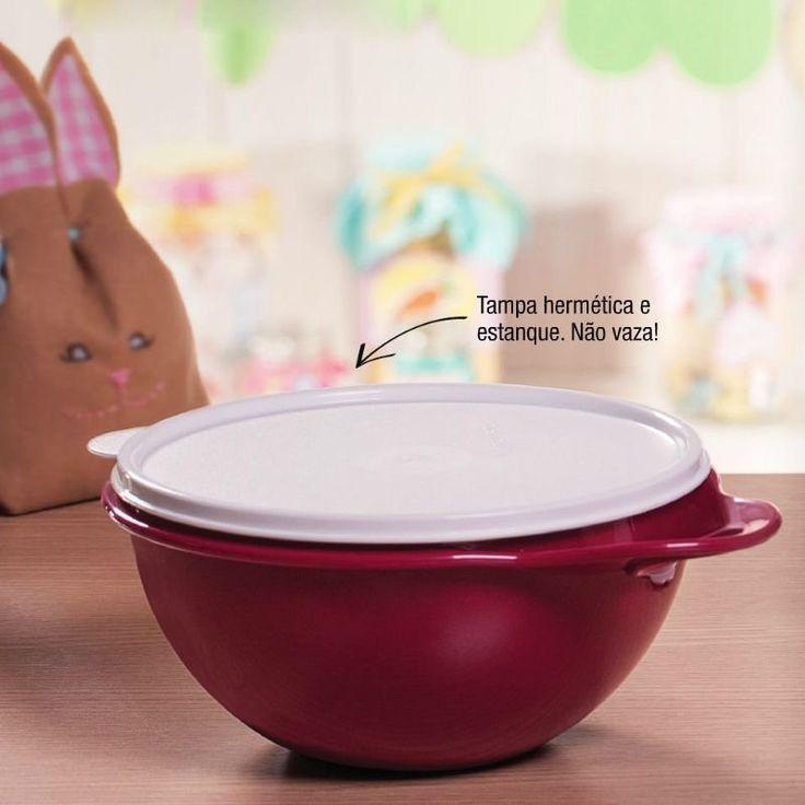 Tupperware Mini Criativa Marsala 1,4 litros - Quer Comprar Tupperware Online? Loja Mundo Tupperware