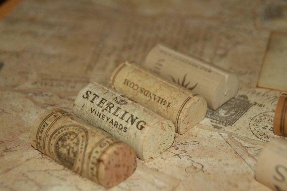 Wein-Korken Inhaber 100 Wedding Card Inhaber Wein von annefannie