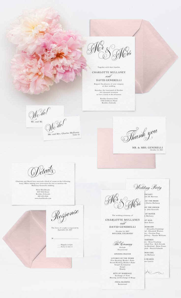 1214 best You\'re Invited images on Pinterest | Weddings, Invitation ...