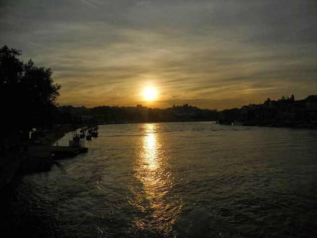 Porto - Portugal - Just in Time for a Sunset Cruise | Sidewalk Safari
