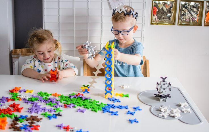 Konstruowanie dla dzieci - czyli jak podnosimy młodemu poprzeczkę - Moje Dwoje by Bubulinka